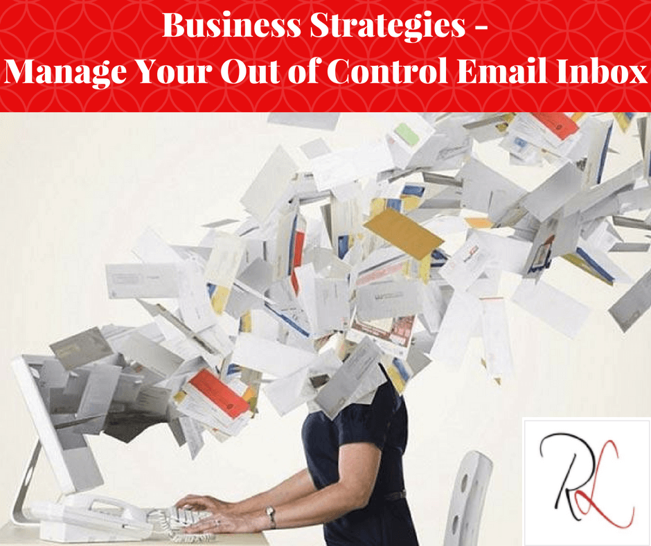 How To Manage Your Out of Control Email Inbox