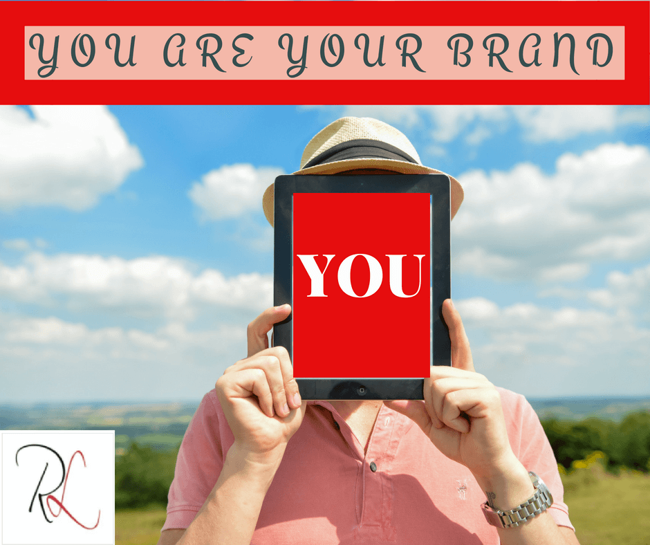 You Are Your Brand - Start an Online Business