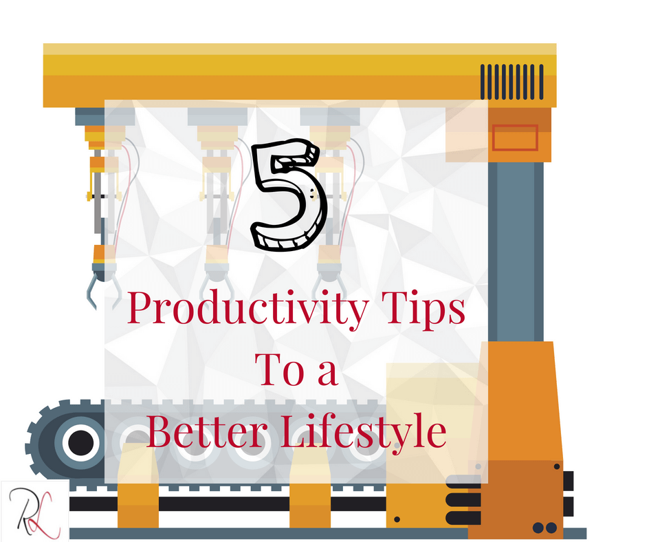 5 Productivity Tips To Hit Your Goals
