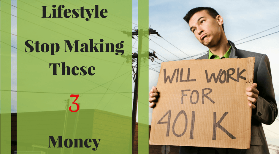 Broke Lifestyle: Stop Making these 3 Money Mistakes