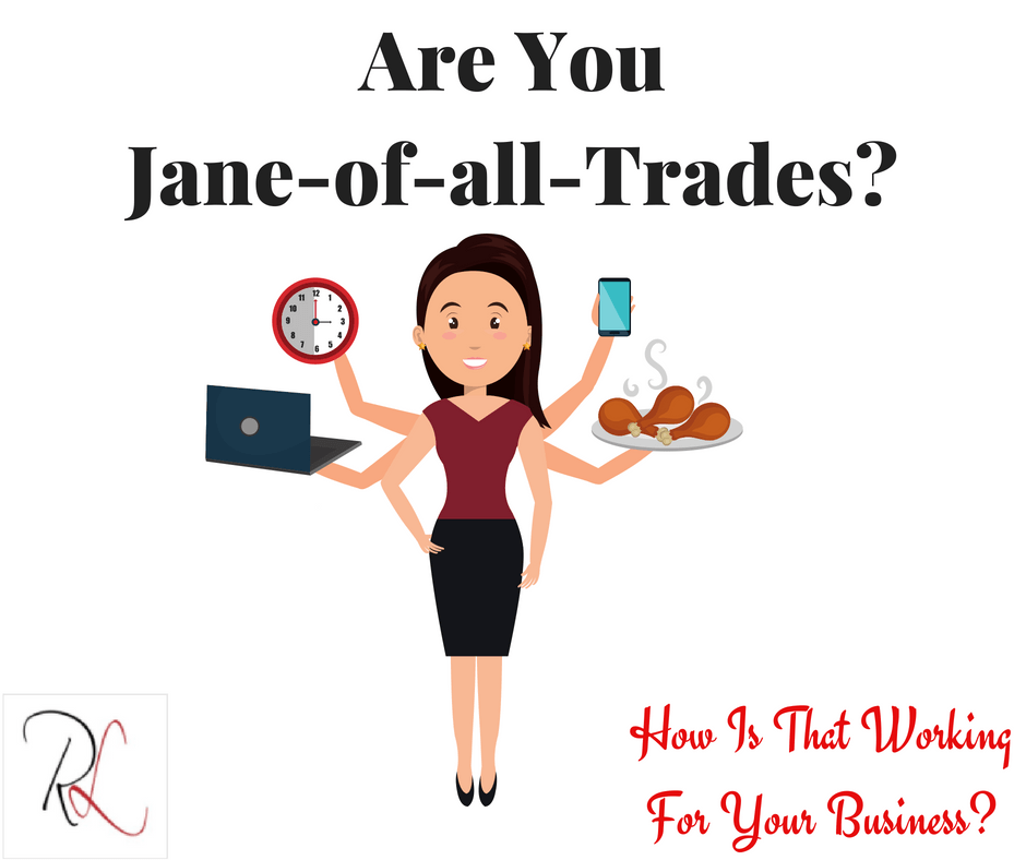 Jane-of-all-trades
