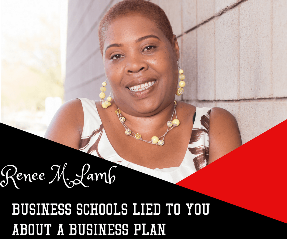 Business Schools lied to you about a business plan