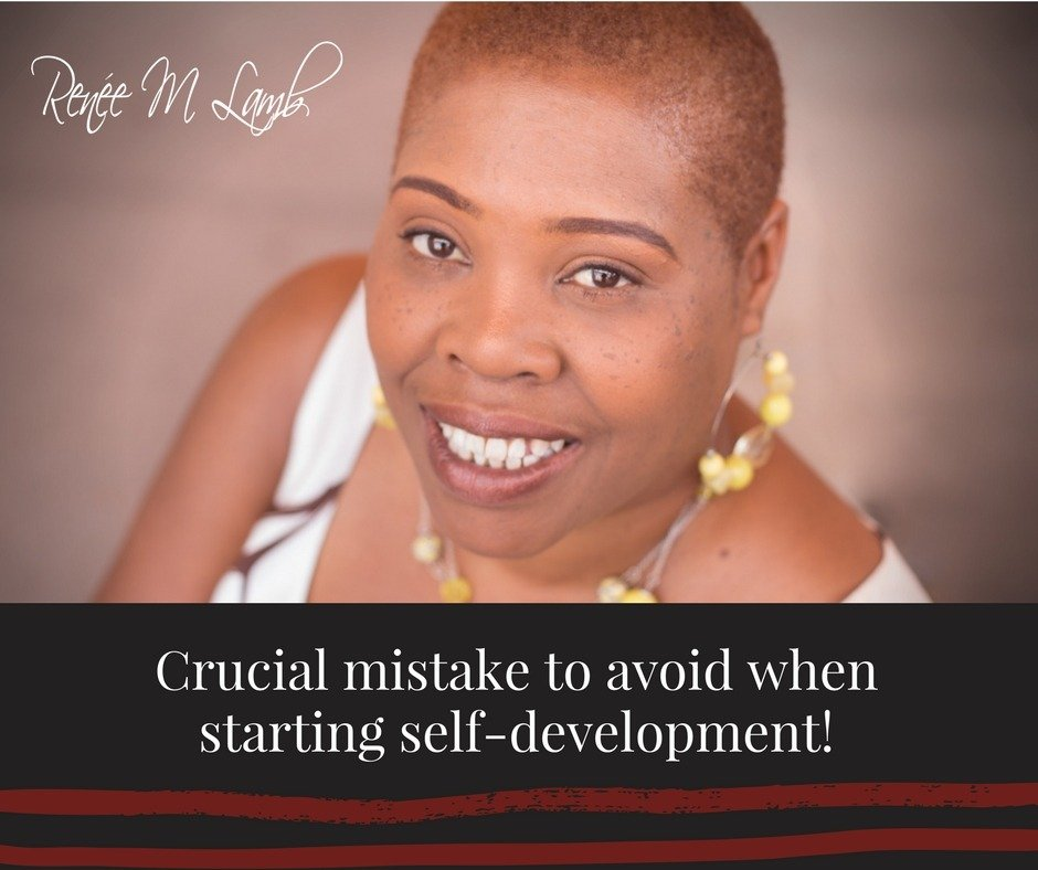 Self-development Mistakes