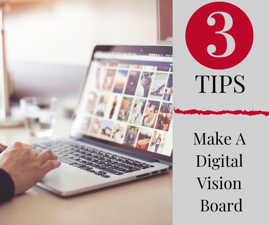3 Tips for Making a Digital Vision Board Online