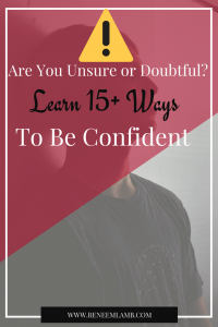 How To Live A Confident Lifestyle