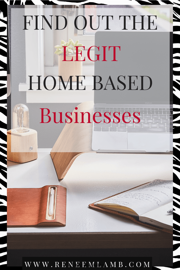 I am going to cover legitimate home based businesses. This is an excellent topic. Especially for people who are used to working in an office environment and find it not legit if you do not. Or for people who went to B school and was taught the traditional way of starting a business. I felt the looks and heard the warnings when I decided to leave my job and be full-time at my home-based business that is done all online.Click the link to learn more and get free resources.