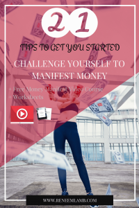 Manifest Money For Lifestyle And Business