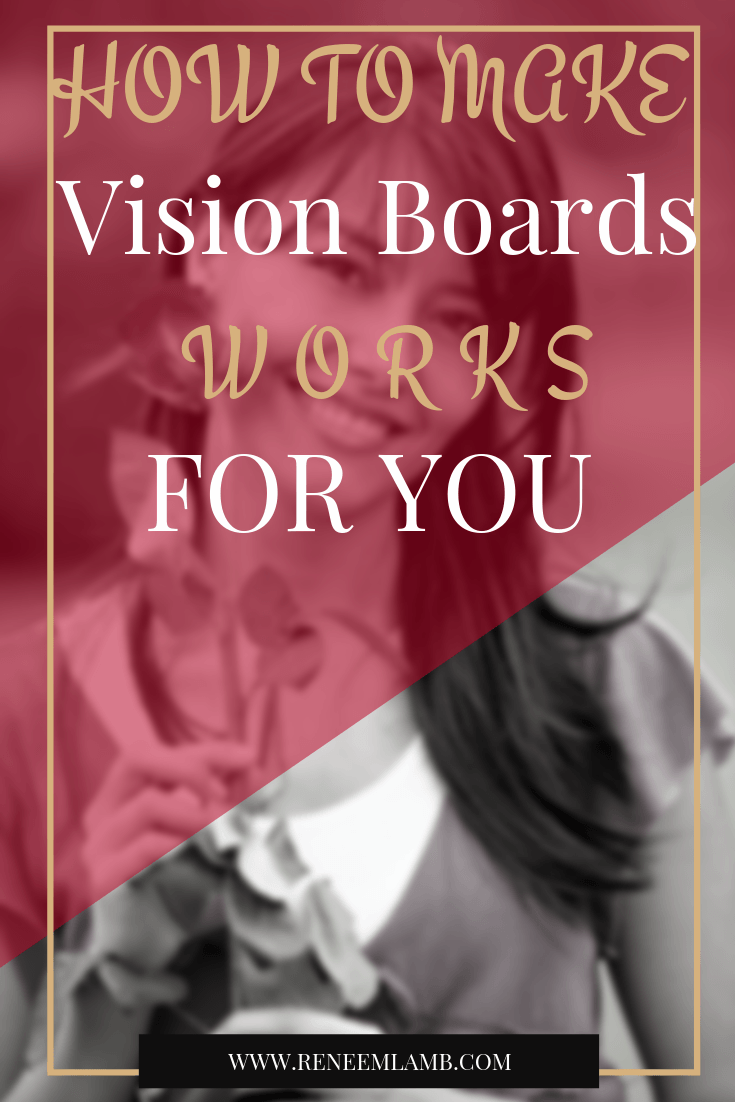 Vision boards are meant to be a tool to focus on what's important in your life – focus on your family, business goals, or living a carefree lifestyle. How you create your vision board or what it looks like aesthetically doesn't have any bearing on how well it will work. However, if you don't have a crafty gene nor have the desire to develop a crafty side – have no fear: you can still make a no-frills vision board that suits your style and that will work! Click to find out how.