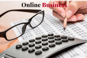 Online Business Start Up Expenses