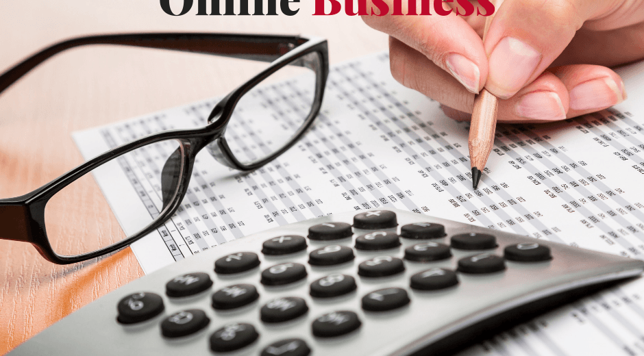 Cost of starting online business