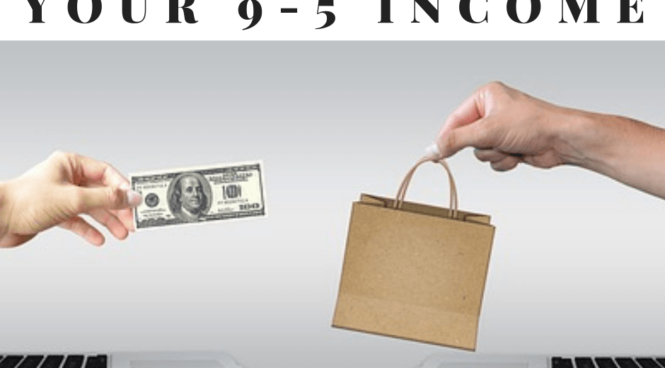 Replace your income with your Business