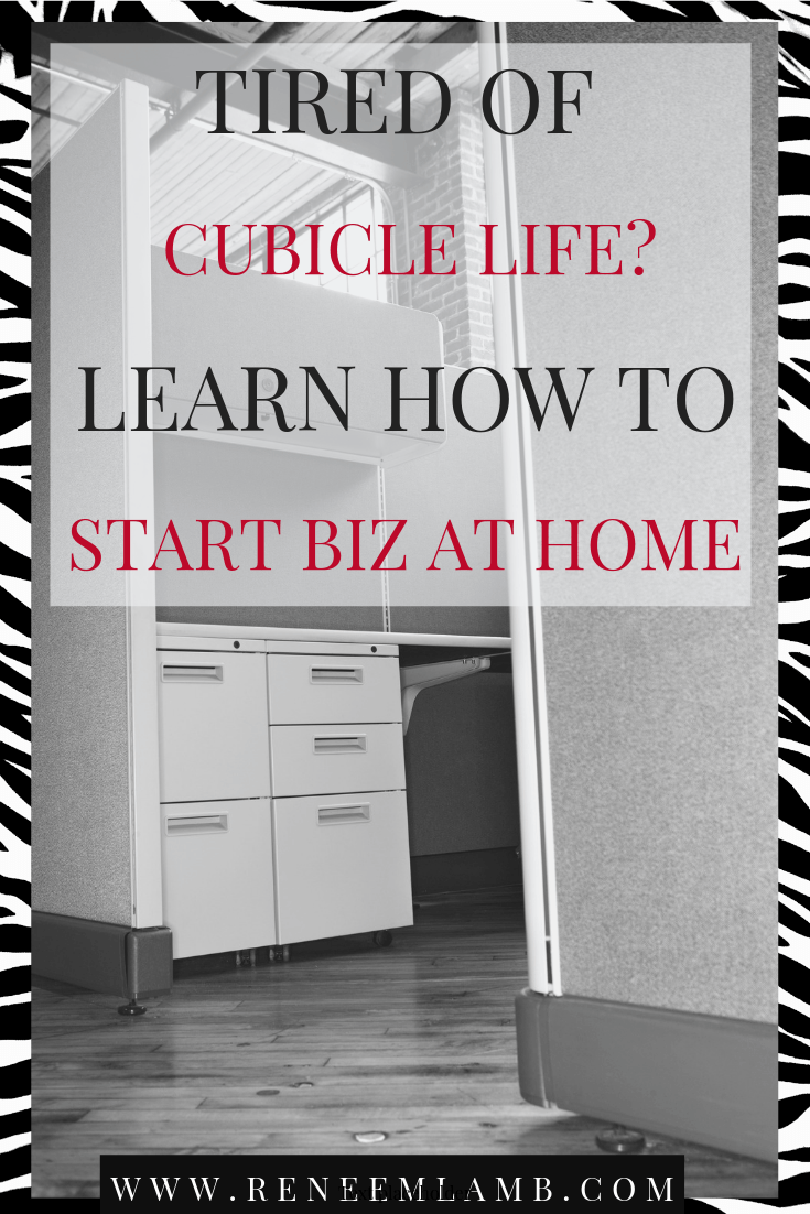 Are you tired of the commute and the cubicle life? Still complaining about your job on your lunch break.  Then you need to get your pen and pad out right now.  I will take you through the 8 steps you need to take to start your small business from home.  The choice is yours, you can stay where you are or go towards your dream. I also have a Free Valuable Offer for you as well.  #homebasedbusiness #jobexitstrategy  #cubiclelife