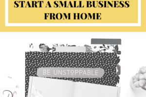 Start Small Business From Home