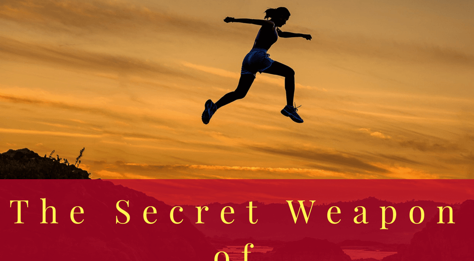 Secret weapon of high achievers