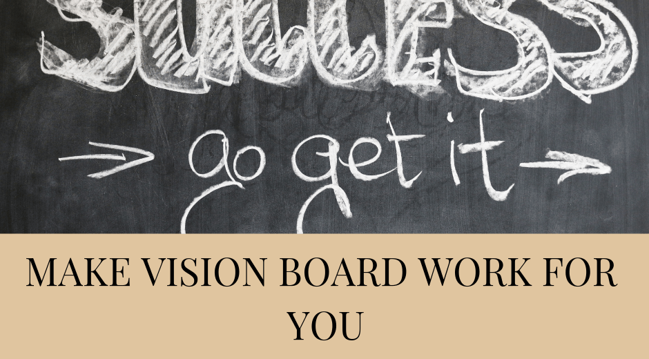 5 Non-Crafty Vision Boards that Work