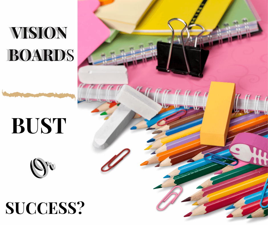Vision Board: Success or Bust?