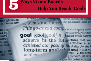 Vision Boards and Goals