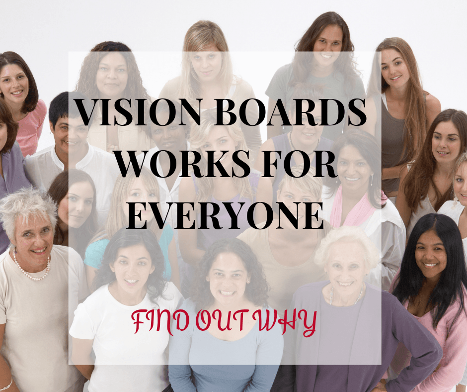 Why Vision Boards Work for Everyone