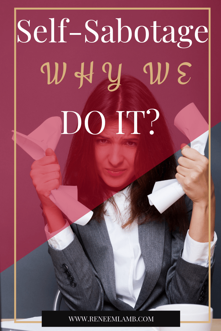 I am going to cover Self-Sabotage. You will get the quick & simple answer to your question.  I along with my clients have dealt with and sometimes still dealing with self-sabotage.  And how we keep it in the back seat. Learning the WHY you do something is very powerful.  It allows you to then come up with a solution to the root cause and not the symptom.  Your best self is waiting.  Click the link. Also have extra resources for you. #selfsabotage   #fearofsuccess